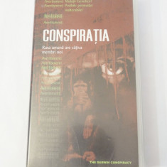 Caseta video VHS originala film tradus Ro - Conspiratia