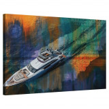 Tablou Canvas, Tablofy, Yacht Life, Printat Digital, 70 × 50 cm