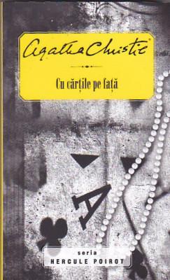 AGATHA CHRISTIE - CU CARTILE PE FATA foto