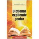 Dictionar explicativ scolar - Alexandru Andrei
