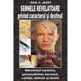 Semnele revelatoare privind caracterul si destinul - Paul C. Jagot