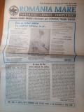 Ziarul romania mare 16 iulie 1993