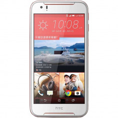 Smartphone HTC Desire 830 32GB 3GB RAM Dual Sim 4G White Red, Neblocat, 1080x1920 pixeli (FHD)
