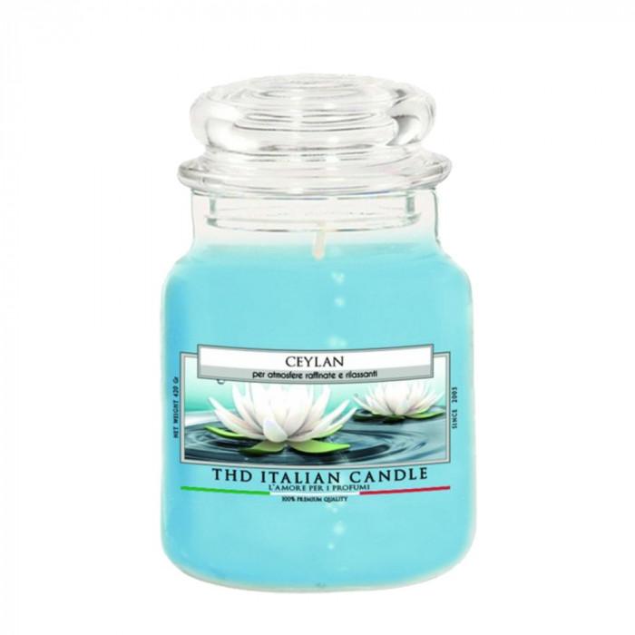 Lumanare parfumata The Premium Medium Ceylan