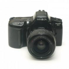 Minolta Dynax 3xi - Cu obiectiv 28-80mm