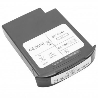 Acumulator pentru 3m jupiter wie 0070063p u.a. schwarz, 4.8v, 7400mah, , foto