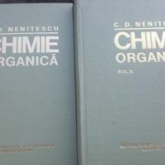 Chimie organica 1, 2- C. D. Nenitescu 1980
