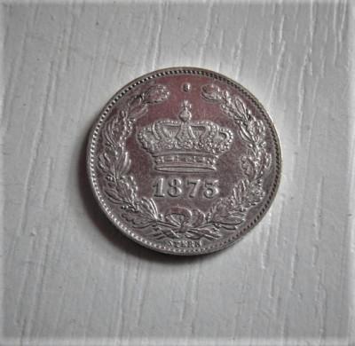 50 bani 1873, superb! foto