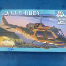 macheta vintage elicopter UH-1 F Huey