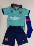 Echipament fotbal copii Barcelona Mesii