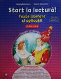 Cumpara ieftin Start la lectură! Texte literare și aplicații. Clasa II-a