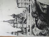 MARCEL CHIRNOAGA, Litografie- RASPUTIN
