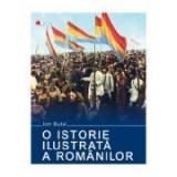 O istorie ilustrata a romanilor - Ion Bulei