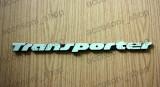 Emblema scris TRANSPORTER, Volkswagen, TRANSPORTER IV bus (70XB, 70XC, 7DB, 7DW) - [1990 - 2003]