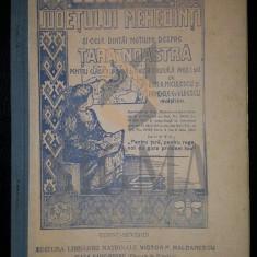 DEM. G. NICULESCU SI PANDELE GR. VUIESCU - GEOGRAFIA JUDETULUI MEHEDINTI CLASA A II-A PRIMARA, TURNU SEVERIN 1913