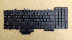 Tastatura SH cu Backlit Franceza Dell Precision M6400/M6500 (D128R) foto