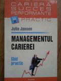 Managementul Carierei Ghid Practic - Julie Jansen ,281295