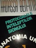 PROTOCOALELE ÎNȚELEPȚILOR SIONULUI -ANATOMIA UNUI FALS- HADASSA BEN ITTO, 2000