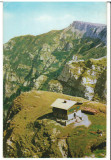 "CPIB 16147 CARTE POSTALA - MUNTII BUCEGI . CABANA ""CARAIMAN"", RPR"
