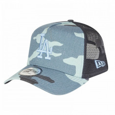 Sapca New Era Camo Essential Trucker Los Angeles Dodgers SKC - Cod 3547028453454, Marime universala