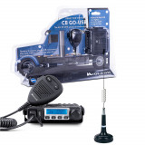 Cumpara ieftin Aproape nou: Kit Midland CB GO-USB Statie radio CB M-MINI USB + Antena Midland LC29