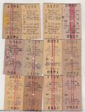 Bnk div CFR Bilete - Lot 12 suplimente de viteza si tichete