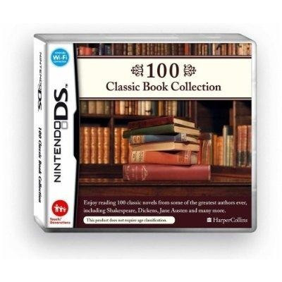 100 Classic Book Collection DS foto