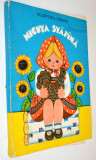 Carte veche povesti 3D - Micuta Stapana Valentina Oseeva 1980