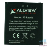 Baterie Acumulator Allview A5 Ready Original Li-Ion 3.8V 1400 mAh 5.32Wh