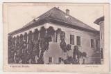 Bnk cp Valenii de Munte - Casa N Iorga - circulata 1935, Printata, Prahova