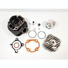 Kit Cilindru Set Motor + CHIULOASA Scuter CPI Oliver 80cc Racire AER