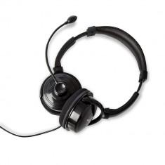 Casti PRO4-40 pentru PlayStation 4, cu microfon, negru, Gonga
