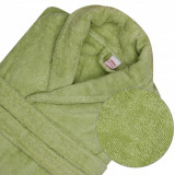 Halat De Baie Culoare Verde L/XL
