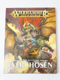 Warhammer Age of Sigmar Chaos Battletome Everchosen - carte reguli
