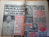 Evenimentul zilei 25 octombrie 1996-romica puceanu a incetat din viata