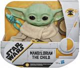 STARWARS PLUS VORBITOR BABY YODA THE CHILD THE MANDALORIAN, Hasbro