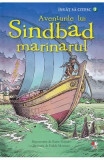 Invat sa citesc. Aventurile lui Sindbad marinarul - Nivelul 3 - Katie Daynes