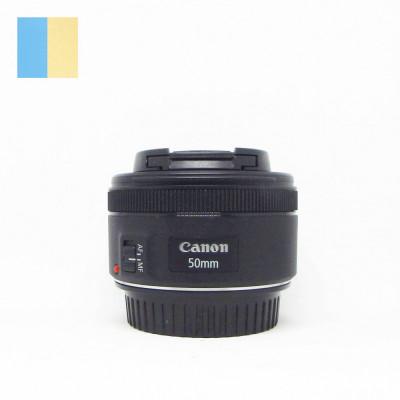 Obiectiv Canon EF 50mm f/1.8 STM foto