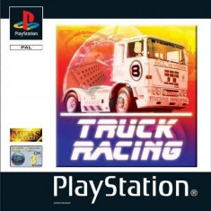 Joc PS1 Truck Racing