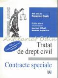 Tratat De Drept Civil. Contracte Speciale I - Francisc Deak