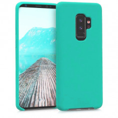 Husa SAMSUNG Galaxy S9 Plus - Luxury Slim Mat TSS, Menta