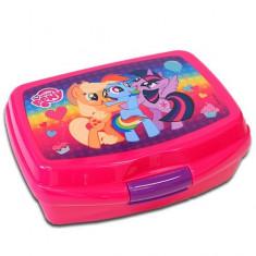 Cutie pentru sandwich My Little Pony roz