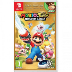 Mario + Rabbids Kingdom Battle Gold Edition - NSW