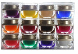 Set 12 buc Gel UV colorate
