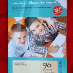 LIMBA SI LITERATURA ROMANA CLASA A VIII A GHID COMPLET PENTRU EVALUAREA