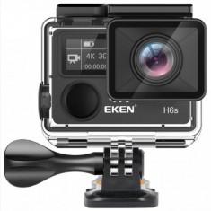 Camera Video Sport Originala EKEN H6S UltraHD 4k Stabilizator 14MP Wifi 2''LCD Telecomanda Senzor Panasonic Unghi 170 Grade