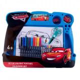 Cumpara ieftin Set de colorat portabil Cars