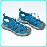 DE FIRMA → Sandale / pantofi de vara, aerisiti, comozi, KEEN → baieti | nr. 38, Albastru