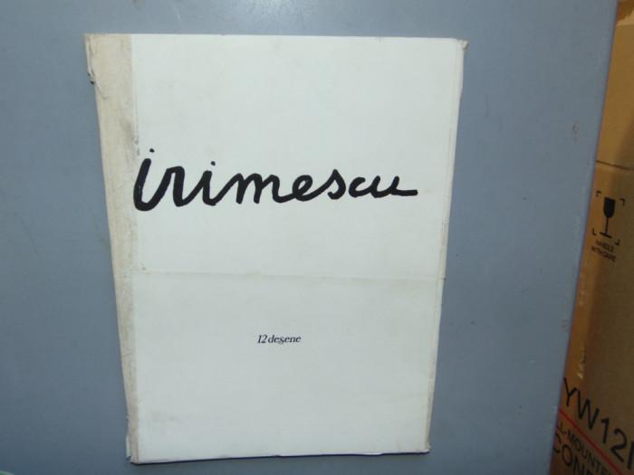 ION IRIMESCU 12 DESENE