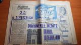 Ziarul magazin 10 aprilie 1971-articol si foto despre orasul iasi